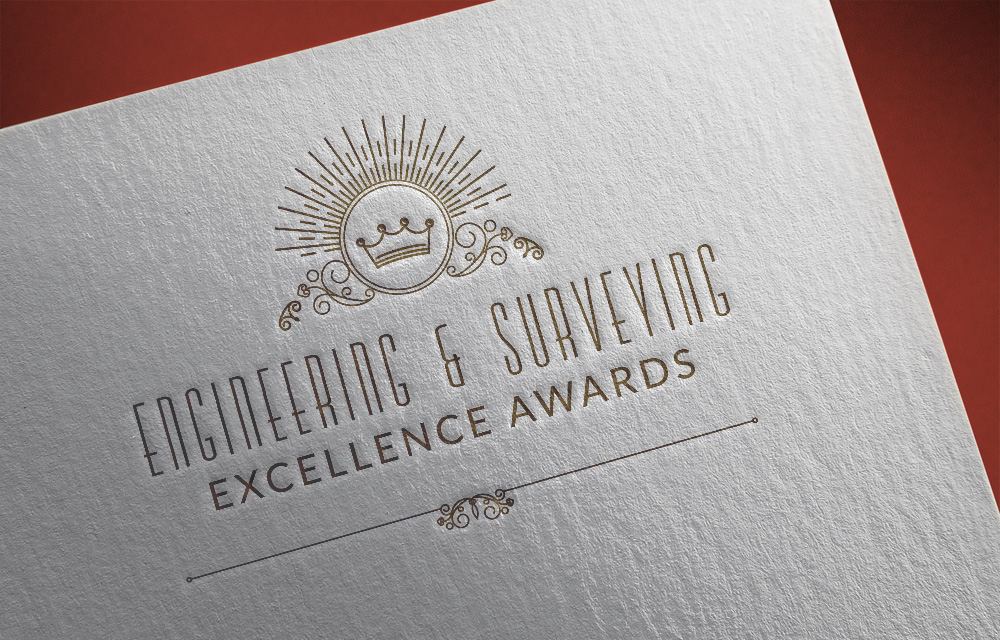 ACEC of Michigan's Engineering & Surveying Excellence Awards 2016 Marketing Campaign Logo