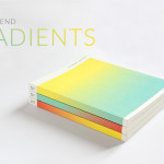 Design Trend: Dramatic Gradients from Adorn Design Co. Blog